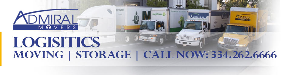Logistics with Admiral Movers, Mayflower Logistics, Mayflower Transit United  Van lines, medical logistics