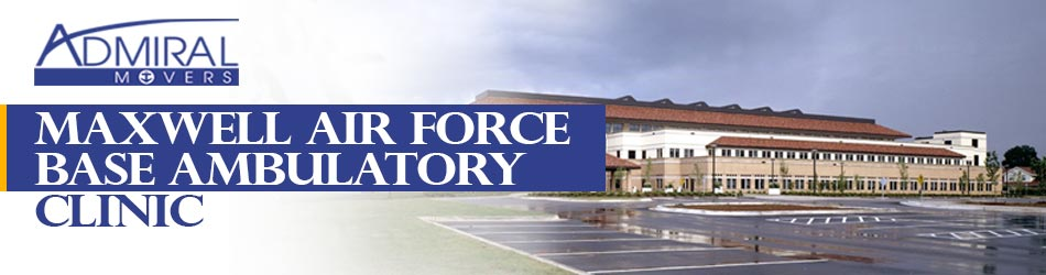 Maxwell Air Force base, Maxwell Hospital, Amulatory clinic, medical move