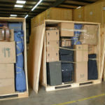 Household Goods Storage household containerized