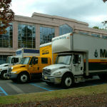 Commercial, logistics, office movers, Alabama